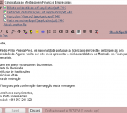 email exemplo 1
